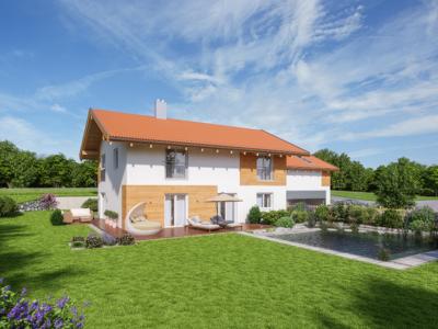 allgaeuer-massivhaus - Steingaden - Einfamilienhaus