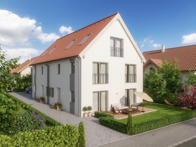 Allgäuer Massivhaus - Augsburg / Hochzoll